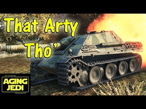 Jagdpanther, the TD we had all Forgotten! - World of Tanks