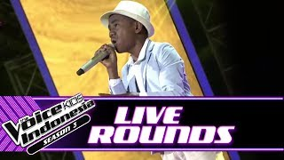 hendrik i will always love you live rounds the voice kids indonesia season 3 gtv