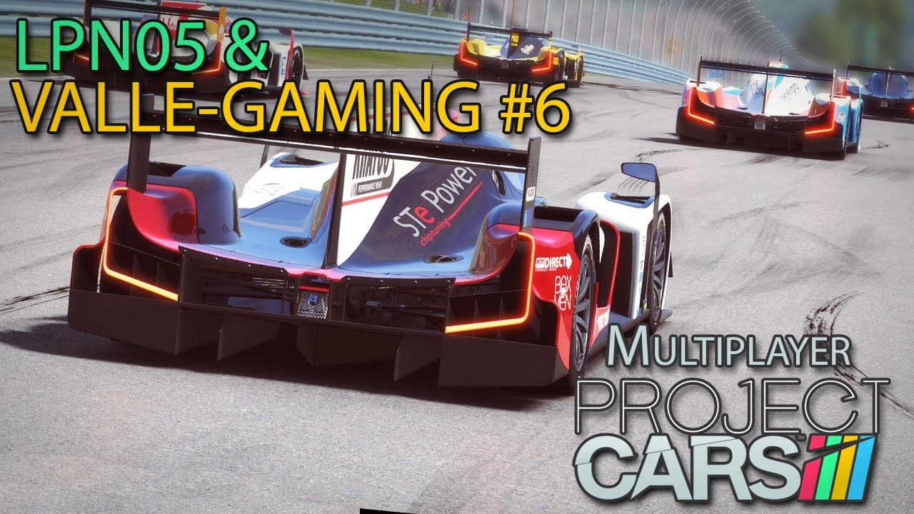 multiplayer 6 mit lpn05 amp vallegaming project cars hd