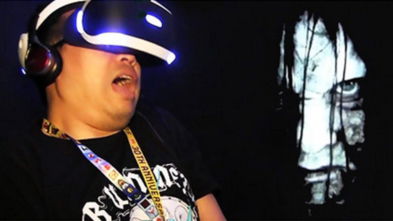 project morpheus nos impressions sur le casque de r alit virtuelle de la ps4 youtube
