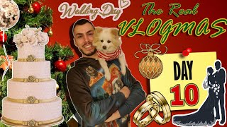 The Real Vlogmas Day 10💒: Με παράτησε ο σοφέρ | Tsede The Real