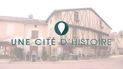 Nanteuil-en-Vallée, Petite Cité de Caractère en Charente - Une cité d'histoire