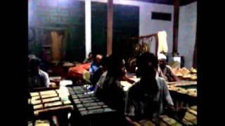 Latihan Gendhing Yen Ing Tawang Ono Lintang di Gantiwarno