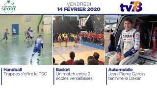 SOP Sport. Emission du vendredi 14 février 2020
