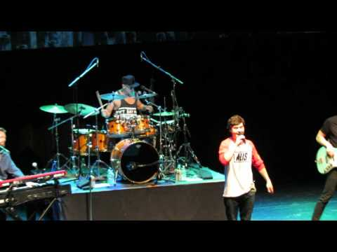 Lukas Graham - Don't You Worry About Me Live @ Norfolk, VA, 4/24/16