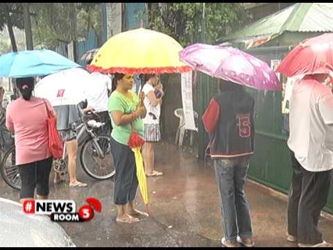 #NewsRoom5 | Informal settlers, dahilan ng pagbaha sa Manggahan Floodway?