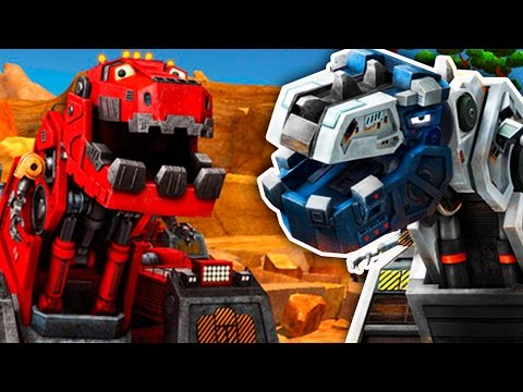 Dinotrux: Trux It Up [DreamWorks] Gameplay - iOS / Android HD Video