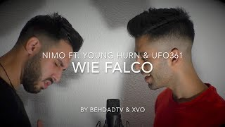Nimo - Wie Falco ft. Yung Hurn & Ufo361 (Cover)