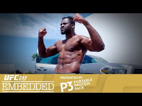 UFC 249 Embedded: Vlog Series - Episode 1