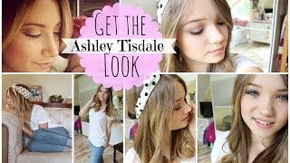 Get the Look - ASHLEY TISDALE  | Star Style #21