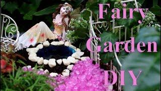 Fairy Garden / Elfentuintje  Diy / Tutorial
