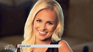 Speak Out: Tomi Lahren's Pro-Abortion Comments