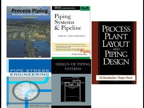 10 must read books for piping engineers & designers: part 1 of 2. - youtube  youtube