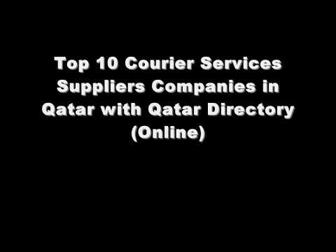 Top 10 Courier Services Supplies Companies in Doha, Qatar