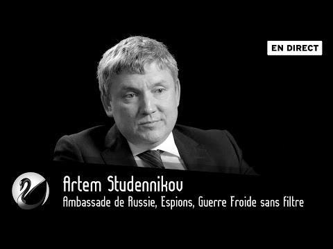 Ambassade de Russie, Espions, Guerre Froide sans filtre [EN DIRECT]