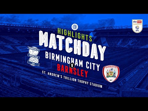 Birmingham Barnsley Goals And Highlights