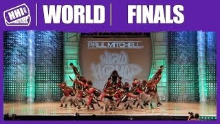 UP StreetDance Club - Philippines (Bronze Medalist/MegaCrew) @ HHI