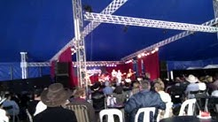 My sis-in-law Victoria Baillie at the Muster