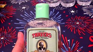 Thayers Witch Hazel with Aloe Vera Original Alcohol Free Toner -- REVIEW
