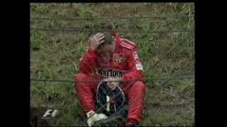 2003 Brazilian Formula 1 Grand Prix Mayhem