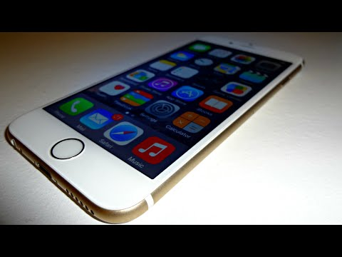 Apple Iphone Review Gold