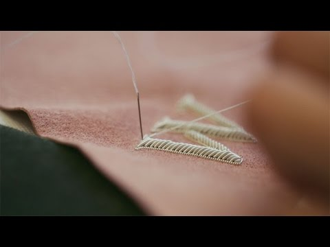 Hand & Lock: Embroiderers to the Royal Family | The Craft