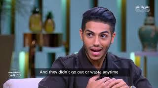 Menna Massoud reveals his Arabian nights| Mena Massoud With Mona El shazly