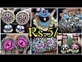 Cheapest Oxidised Jewellery Wholesale Market in Kolkata || Barabazar Junk Jewellery Market