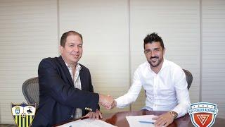 acuerdo de colaboracin entre el bayamn fc y dv7 soccer academy