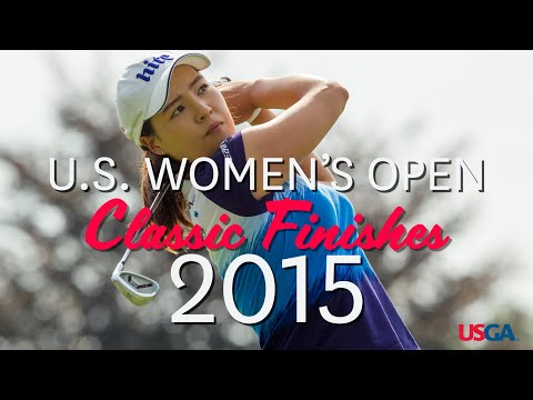 U.S. Women's Open Classic Finishes: 2015