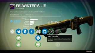 iron banner shotniper felwinter s lie pre shotgun patch