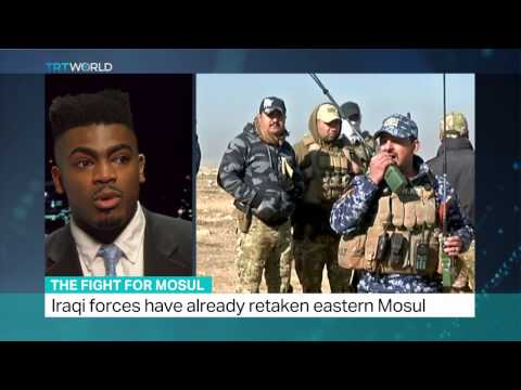 Fight for Mosul: Interview with Middle East analyst David Emeka