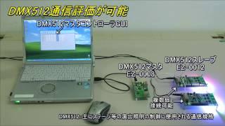 サムネイル - LED制御評価ボードEZ-0012