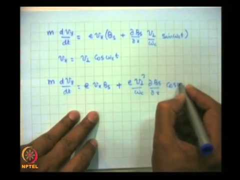 Mod-01 Lec-21 Plasma Physics Grad B and Curvature Drifts