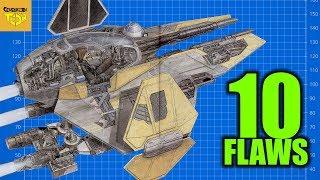10 FLAWS with the ETA 2 Actis-class interceptor