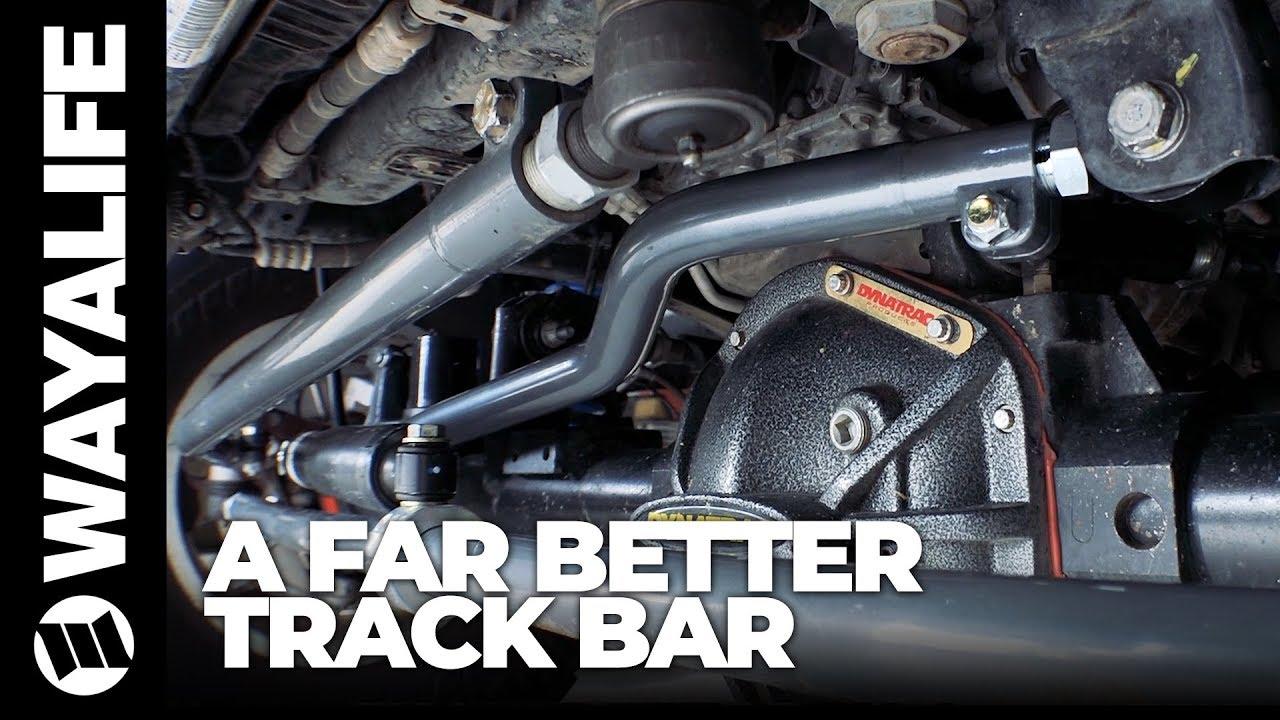 Synergy Jeep JL HD Adjustable Rear Track Bar SYN-8862-01