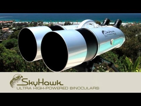 The Many Uses of the SkyHawk 9600 High-Powered Binoculars