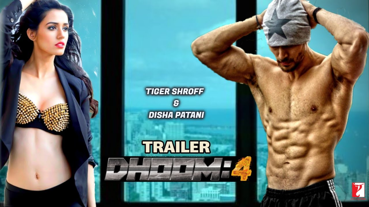 Dhoom 4 Trailer | Tiger Shroff | Disha Patani | Dhoom 4 Movie, Cast |Tiger Shroff Upcoming Film 2022