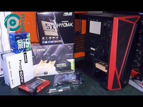 I7 7700 / H110M K / GTX 1050 Ti / PC MONTAJ