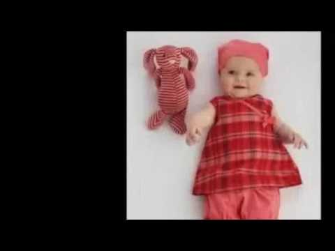 8839e6a7a Latest Baby Girl Wear - Top Fashions - YouTube