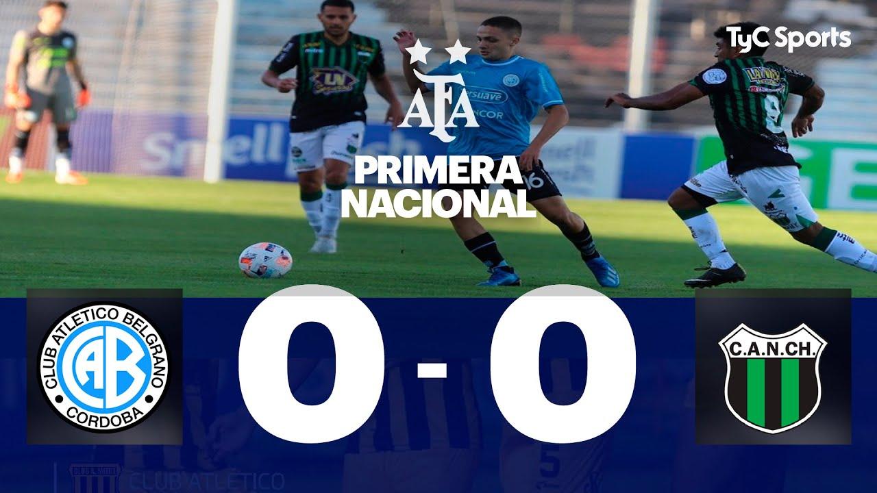 Belgrano 0-0 Nueva Chicago I Primera Nacional