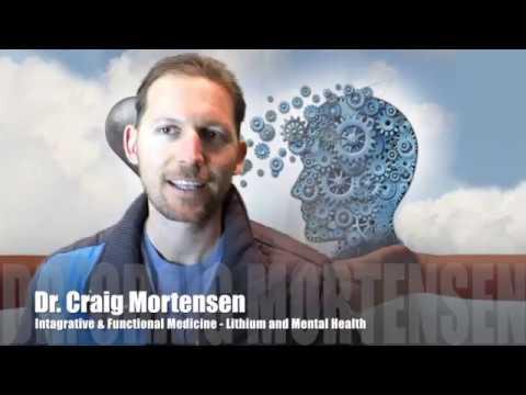 Lithium and mental health blog