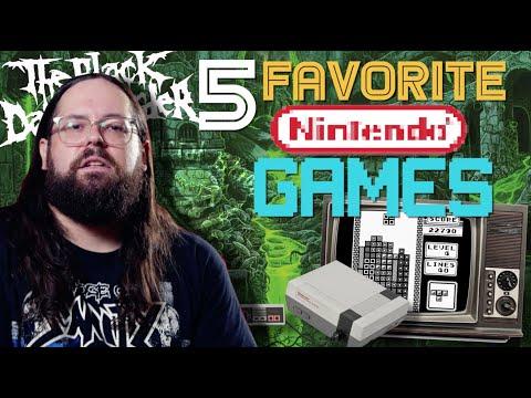 The Black Dahlia Murder - Trevor's Top 5 Fav Nintendo Games