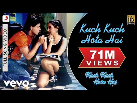 Kuch Kuch Hota Hai All Songs Lyrics with HD Video Download Now Shah Rukh Khan, Kajol, Rani Mukerji.