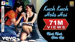 Video Kuch Kuch Hota Hai - Shahrukh Khan | Kajol | Rani Mukerji download MP3, 3GP, MP4, WEBM, AVI, FLV November 2018