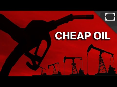 Why Low Gas Prices Are Bad For The World