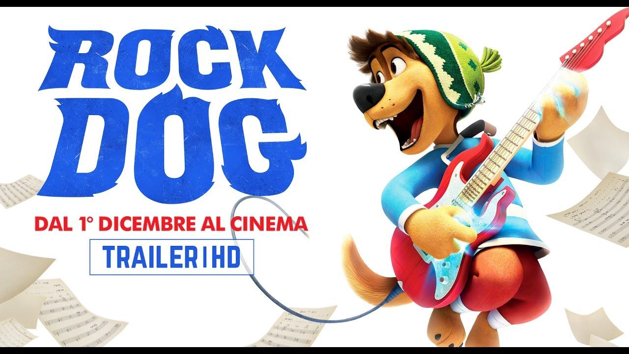 Rock Dog - Trailer Ufficiale Italiano