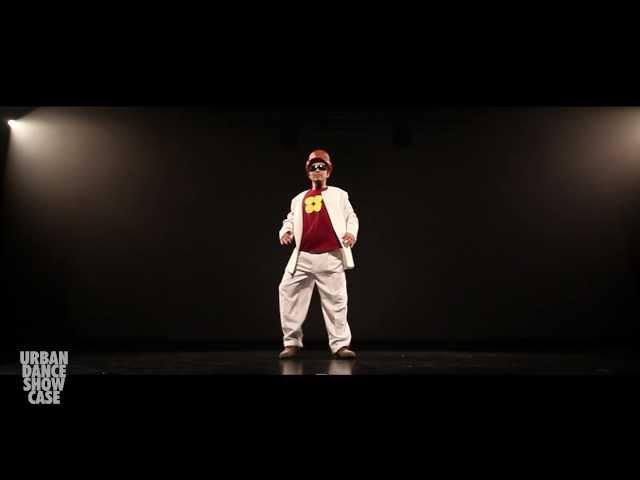 Koutei Sennin (U-Min) - Poppin' Dance / 310XT Films / URBAN DANCE SHOWCASE