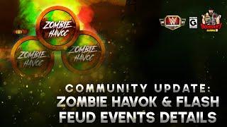 Community Update: Zombie Havok 2021 & Flash Feuds Event Details! / WWE Champions screenshot 2