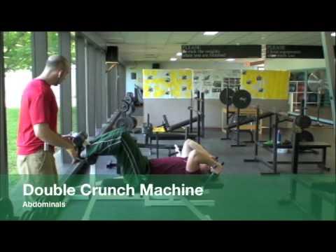 double crunch en maquina
